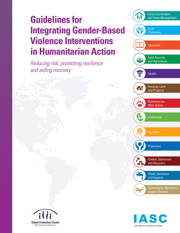 Guidelines for Integrating Gender-Based Violence Interventions in Humanitarian Action