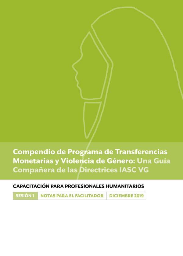 Capacitación para Profesionales Humanitarios
